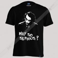 تیشرت Why So Serious