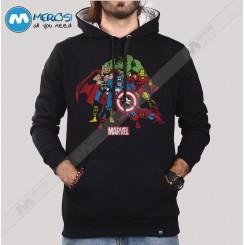 سویشرت Cosmic Style Avengers
