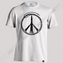 تیشرت Music Not War