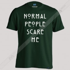 تیشرت Normal People Scare Me