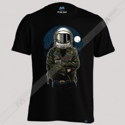 تیشرت Astronaut Rebel