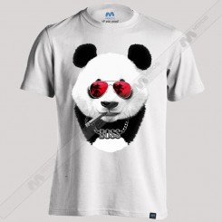 تیشرت Panda Summer boss