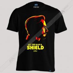 تیشرت Get This Man A Shield