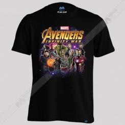 تیشرت Heroes of the Infinity War