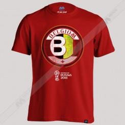 تیشرت Belgium Team Circle
