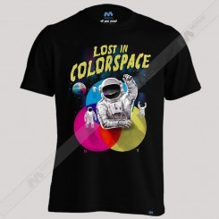 تیشرت Lost in Colorspace