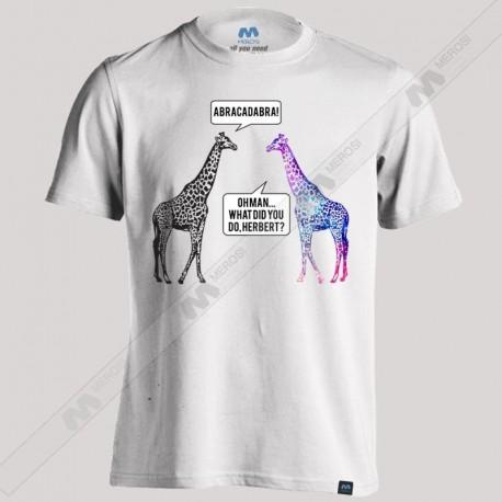 تیشرت Magic Giraffe