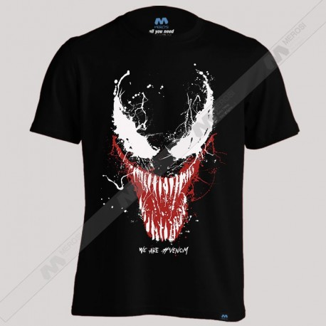 تیشرت We Are Venom