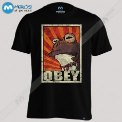 تیشرت Obey The Hypnotoad