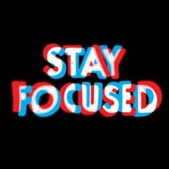 تیشرت Stay Focused