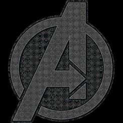 تیشرت Grayscale Emblem
