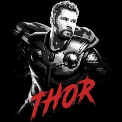 تیشرت Thor in Contrast