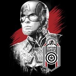 تیشرت Captain Badge