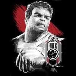 تیشرت Hulk Badge