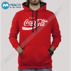 سویشرت Enjoy Coca Cola