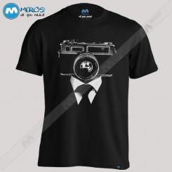 تیشرت Photo Camera man