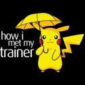 تیشرت طرح How I Met My Trainer