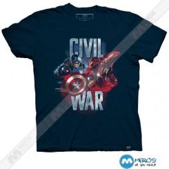 تیشرت Civil War Face Off