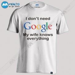 تیشرت My Wife Knows Better Than Google