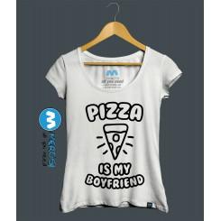 تیشرت دخترانه پیتزا مای فرند