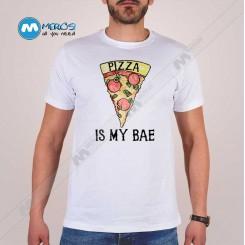 تیشرت Pizza is my Bae
