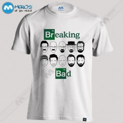 تیشرت Breaking Bad Evolution