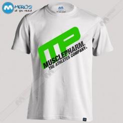 تیشرت طرح Muscle Pharm