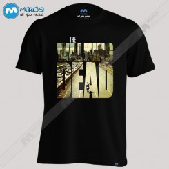 تیشرت طرح The Walking Dead