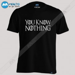 تیشرت You Know Nothing