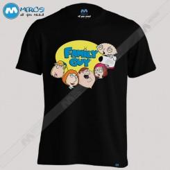 تیشرت طرح Family Guy
