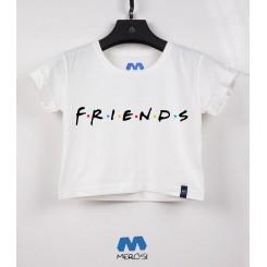 نیم تنه دخترانه Friends