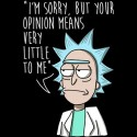 تیشرت پسرانه Rick Opinion