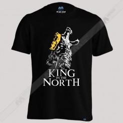 تیشرت پسرانه King In The North