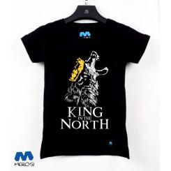تیشرت دخترانه King In The North