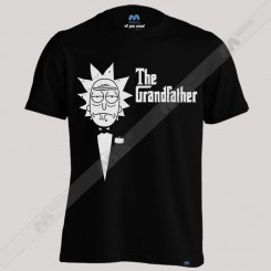 تیشرت پسرانه The GrandFather Rick