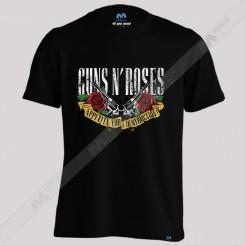تیشرت پسرانه Guns Banner