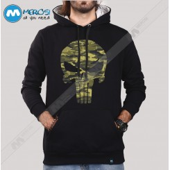 سویشرت Punisher Camouflage