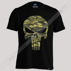 تیشرت Punisher Camouflage