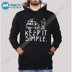 سویشرت Keep It Simple 2