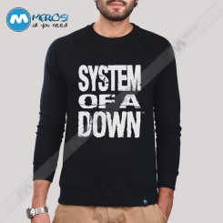 آستین بلند سویشرتی System OF a Down