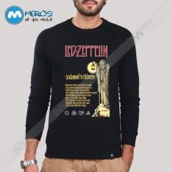 آستین بلند سویشرتی Led Zeppelin Hermit