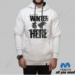 سویشرت Winter IS here