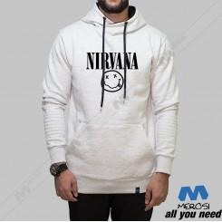 سویشرت Nirvana Smiley