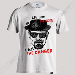 تیشرت Heisenberg Im the Danger