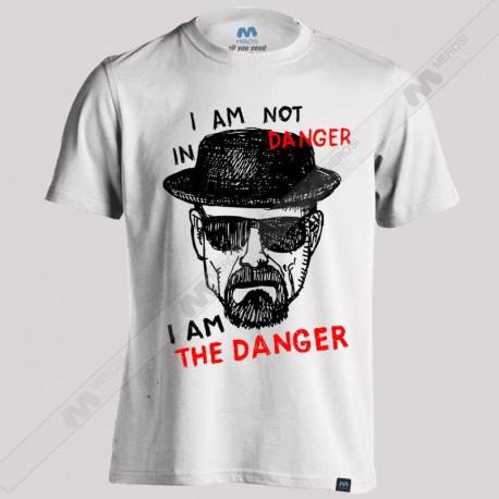 تیشرت Heisenberg Im the Danger