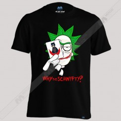تیشرت Why So Rick