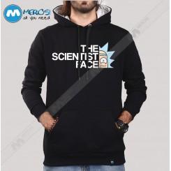 سویشرت The Scientist Face
