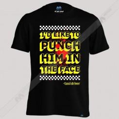 تیشرت Punch Taxi Driver