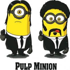 تیشرت Pulp Minion
