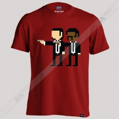تیشرت Pulp Fiction Ch